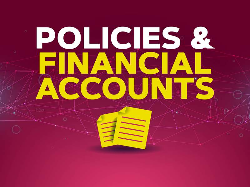 Corporate Gov - Policies and Financial Accounts