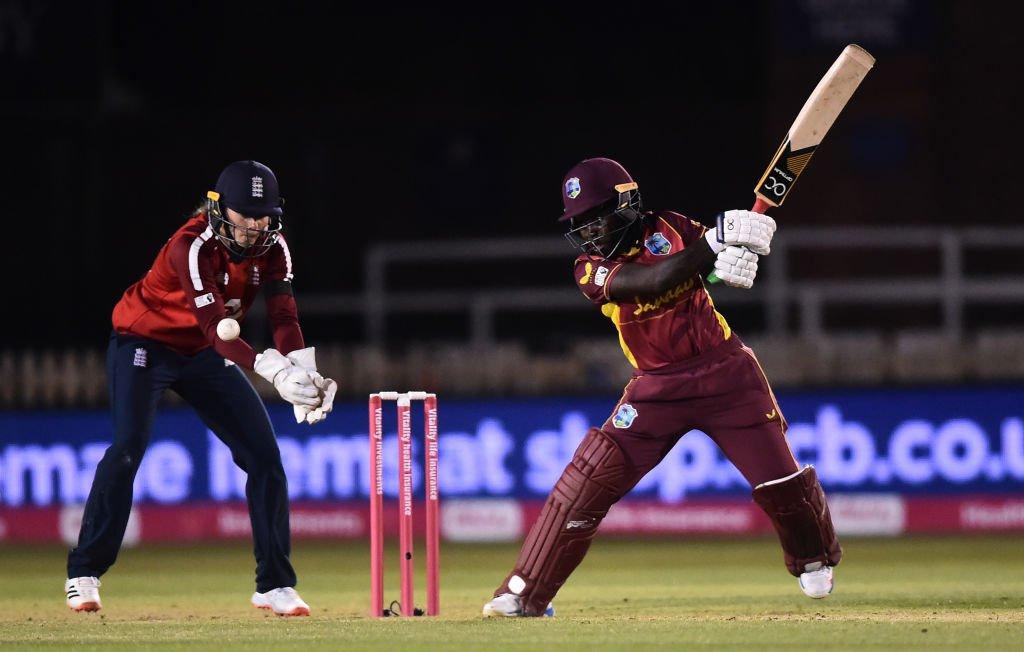 Deandra Dottin - 1st T20I v England 2020