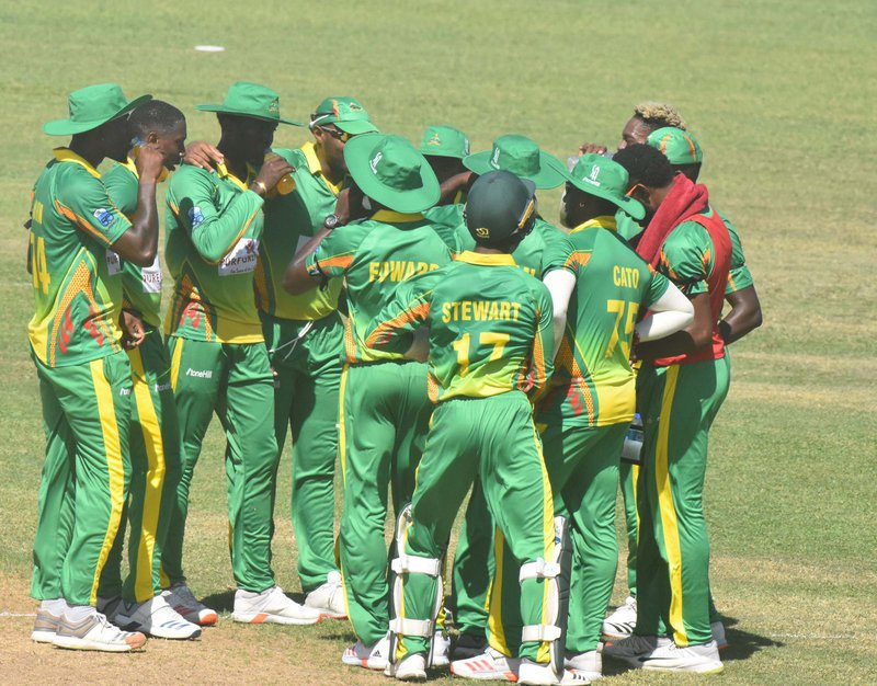 Windwards vs Leewards  - Super50