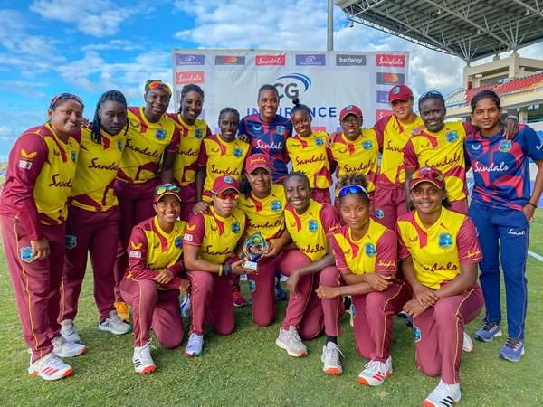 West Indies Women win T20I Series v Pakistan Women