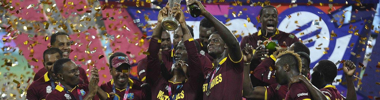 2016 World T20 Winners