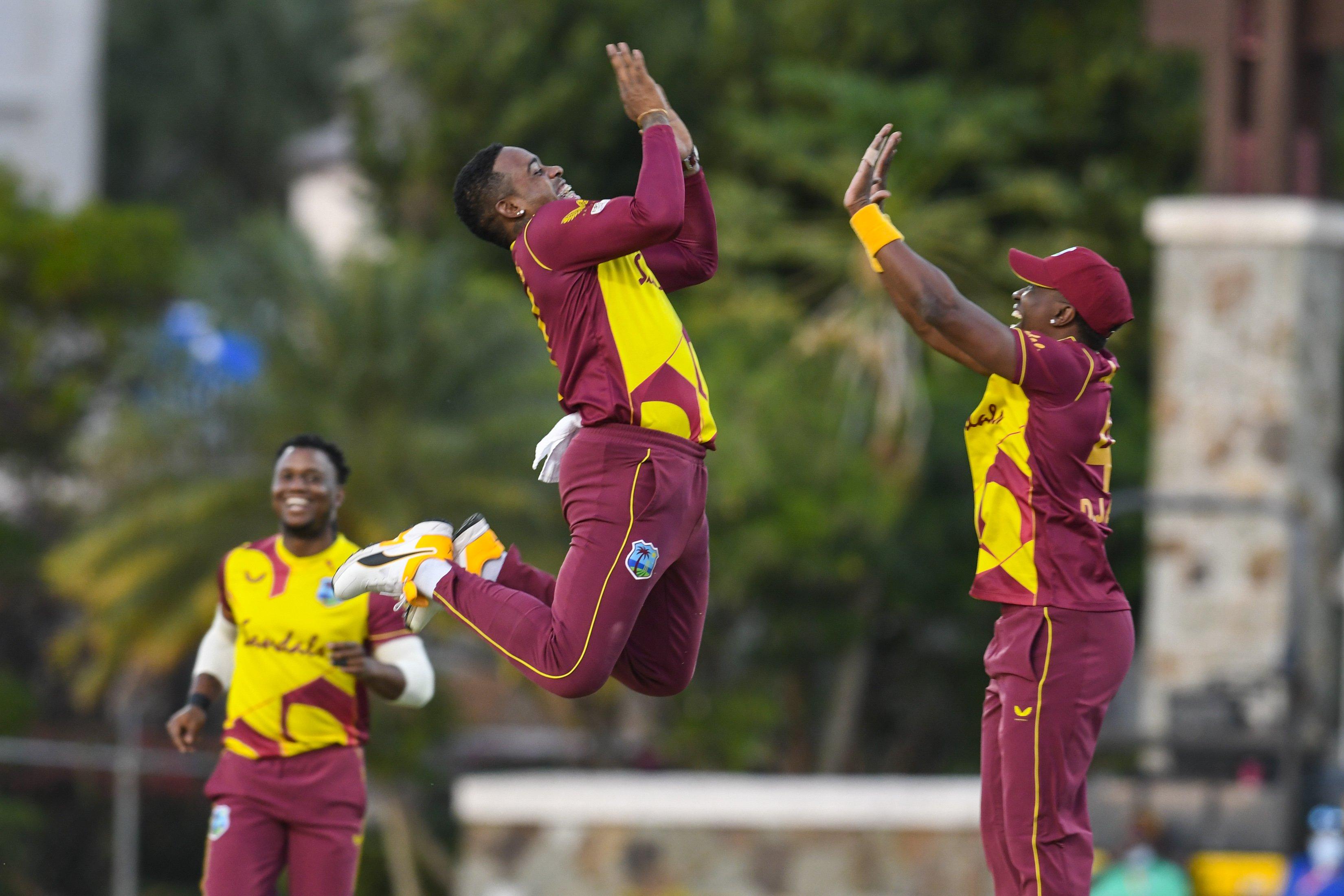 Fabian Allen - 3rd T20I v Sri Lanka