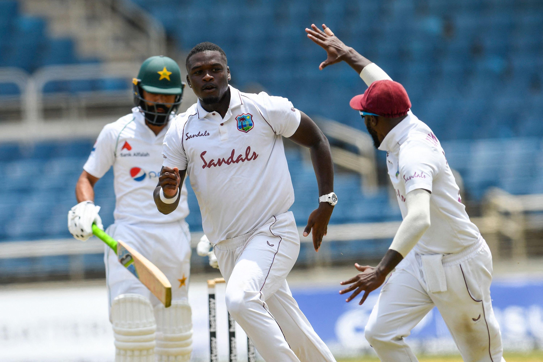 Jayden Seales - 1st Test v Pakistan