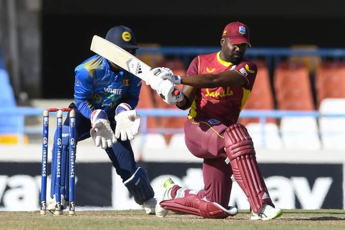 Darren Bravo - 3rd ODI - Sri Lanka