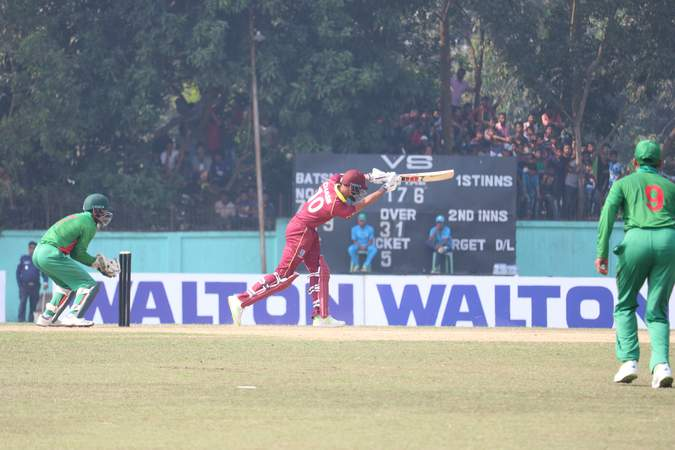 Chase at ODI in Bangladesh 2018.JPG