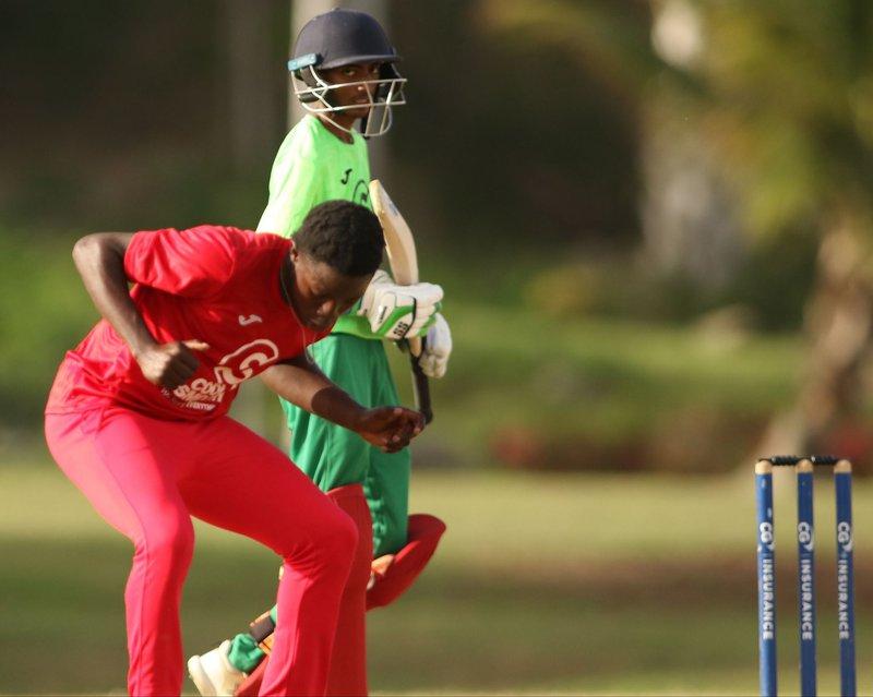 Red Dragons v Green Pitons - U19 Trials - R1