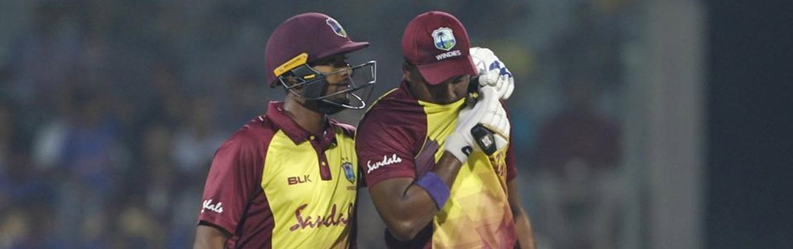 WINDIES LOSE NAIL-BITER IN 3RD T20 INTERNATIONAL