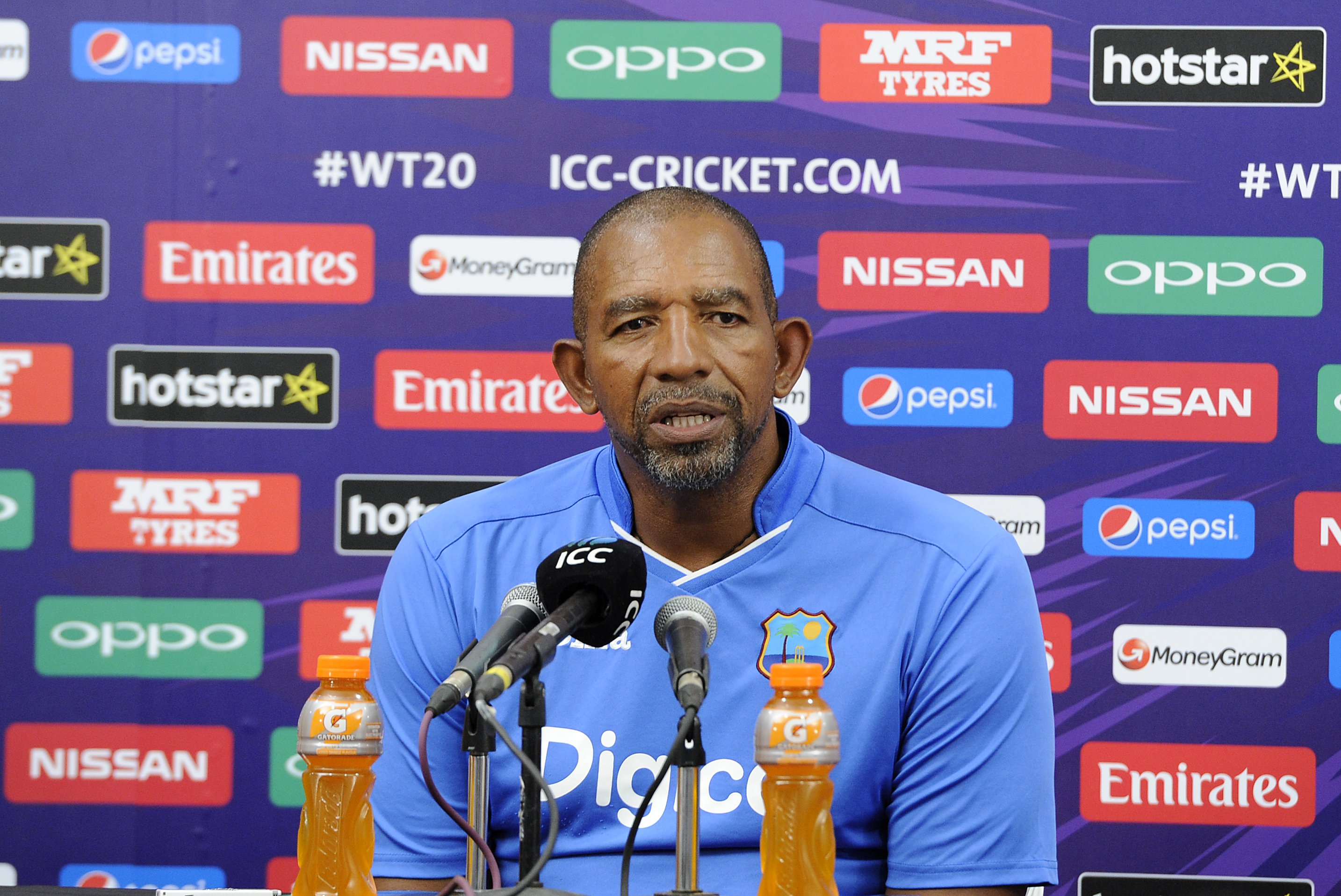 Phil Simmons Announced As New Head Coach Of West Indies -8463