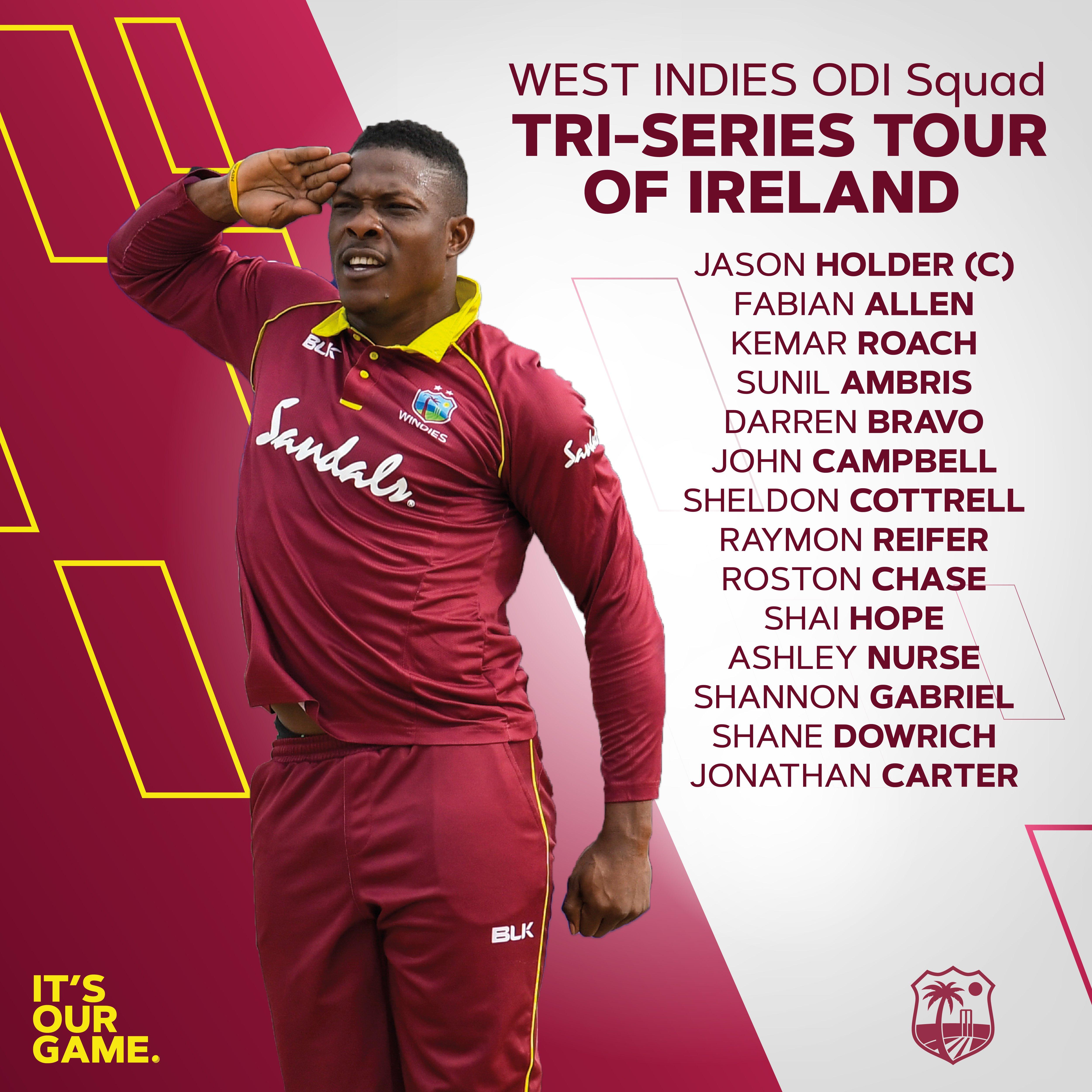 Ireland Tri series announcement - SQUAD.jpg