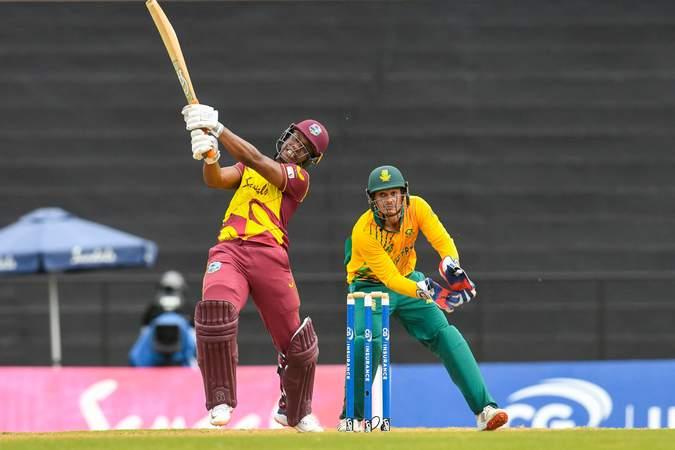 Evin Lewis - Soutn Africa - 1st T20I