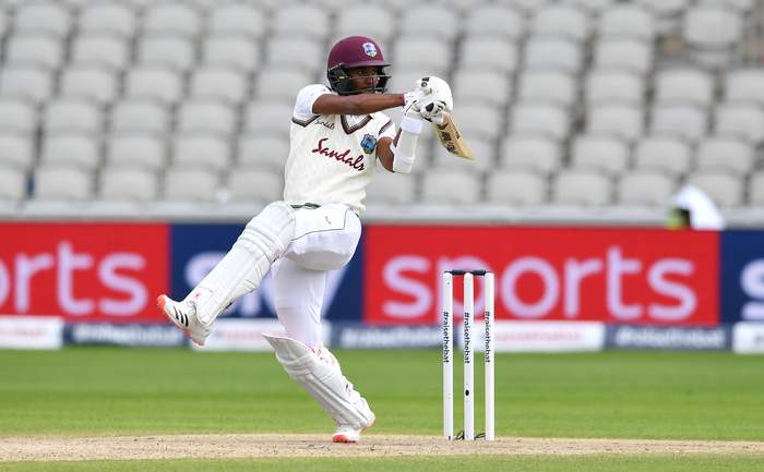 Kraigg Brathwaite - 2nd Test vs England