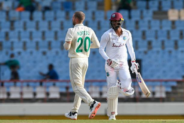 Roston Chase - 1st Test - South Africa