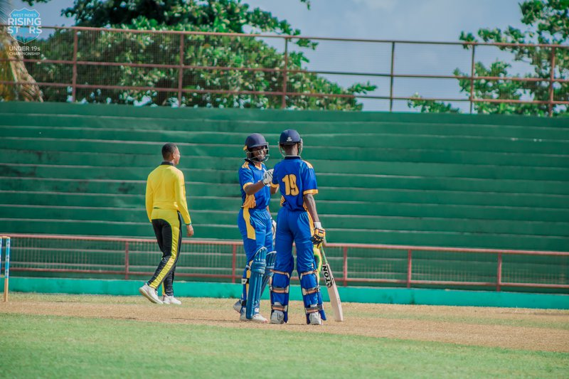 BARBADOS CROWNED WEST INDIES RISING STARS UNDER-19 CHAMPIONS