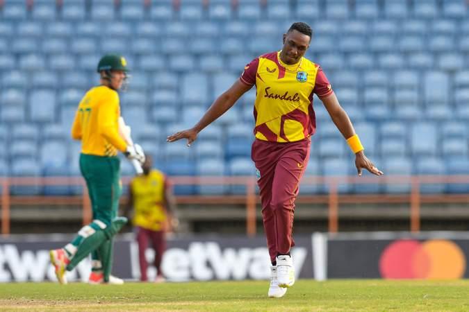 Dwayne Bravo - 4th T20I - South Africa