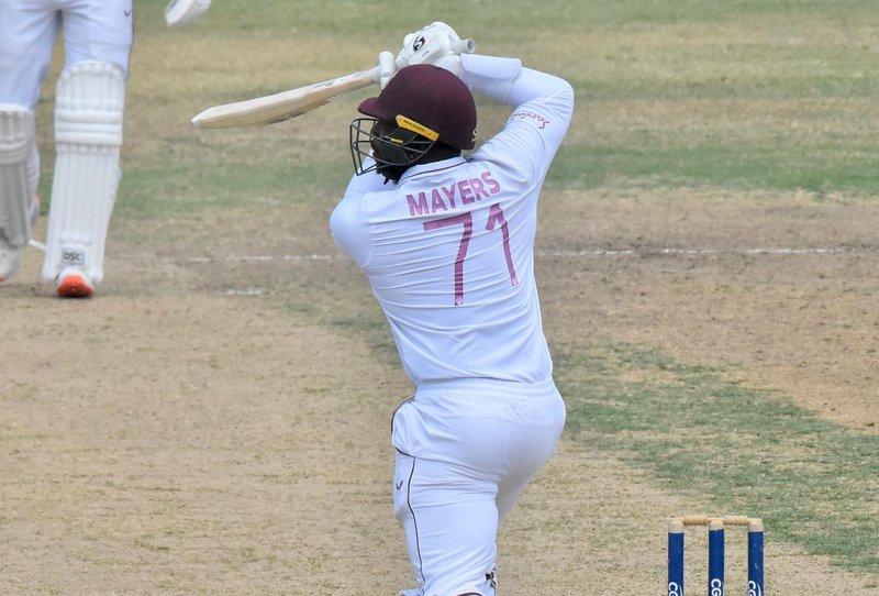 Kyle Mayers - Sri Lanka 2 day game.jpg