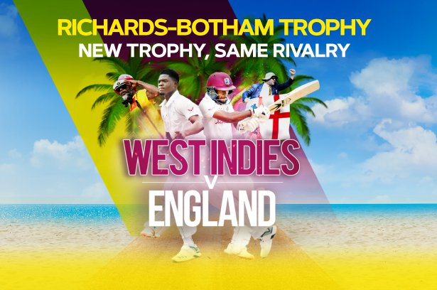 England Tour of the West Indies Carousel 2022