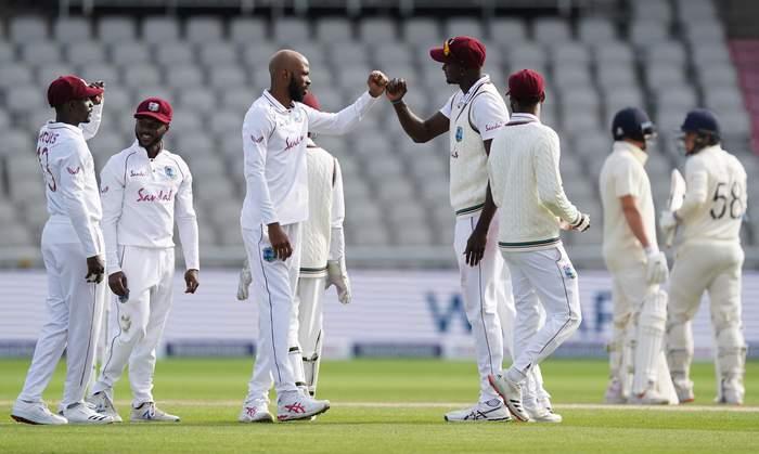 Roston Chase - England - Test 2 Day 2