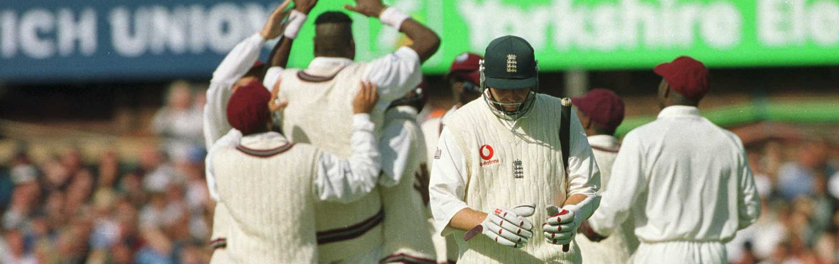 NEW WINDIES INSIDER: FEATURING CURTLY AMBROSE ON HIS DAYS AGAINST ENGLAND