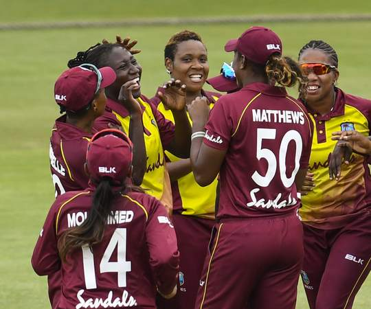 WINDIES WOMEN